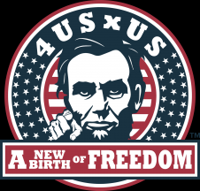 4USXUS Logo