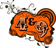 4&9 Productions Logo