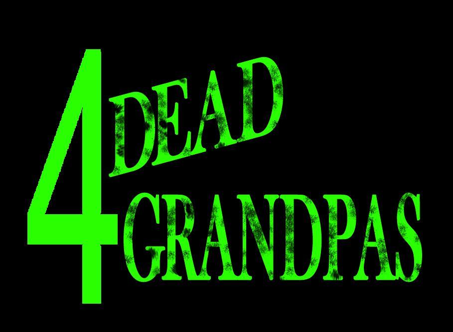 4deadgrandpas Logo