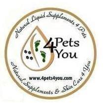 4 Pets 4 You Logo