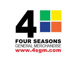 FOUR SEASONS GENERAL MERCHANDISE Logo