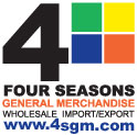 Four Seasons General Merchandise Logo