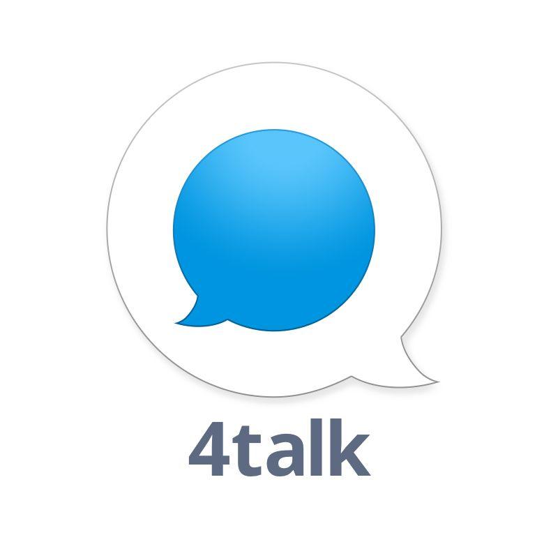 4talk Logo