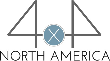 4x4 North America, Inc. Logo