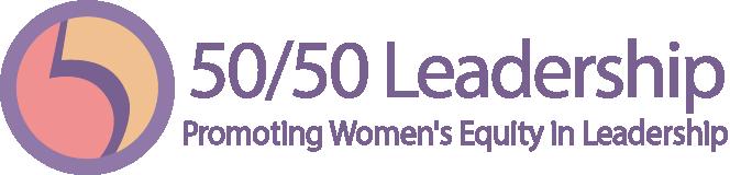 50/50 Leadership Logo