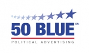 50Blue Logo