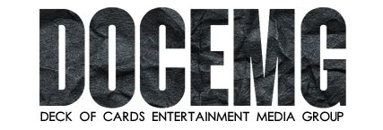 Deck of Cards Entertainment Media Group Logo