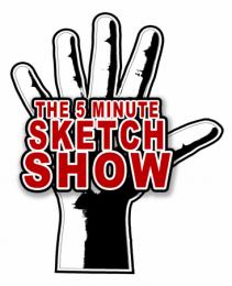 The 5 Minute Sketch Show Logo