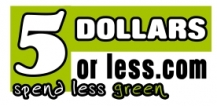 5dollarsorless.com Logo