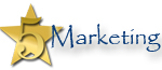 5starmarketing Logo