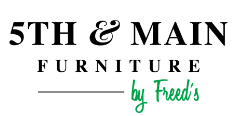 5th and Main Furniture by Freed's Logo