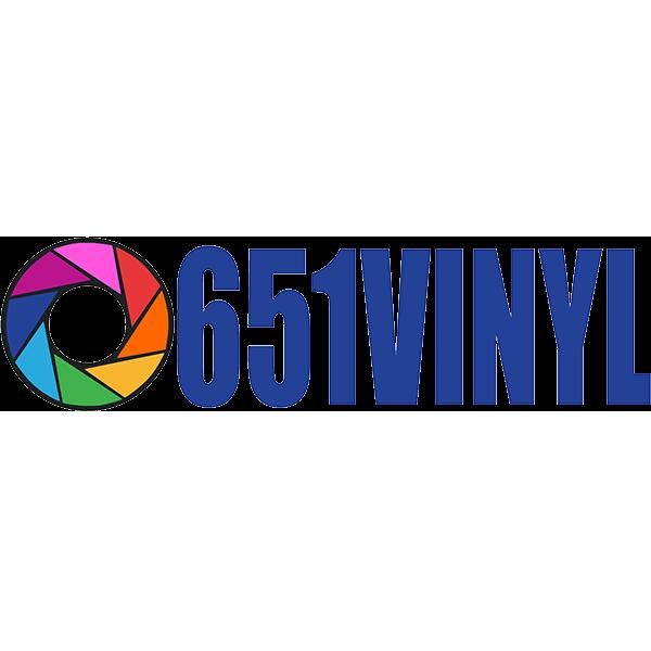 651Vinyl.com Logo
