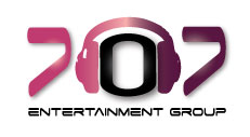 707 Entertainment Group Logo