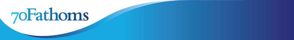 70 Fathoms Logo