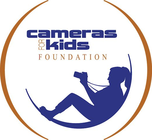 CAMERAS FOR KIDS FOUNDATION-CFKF Logo