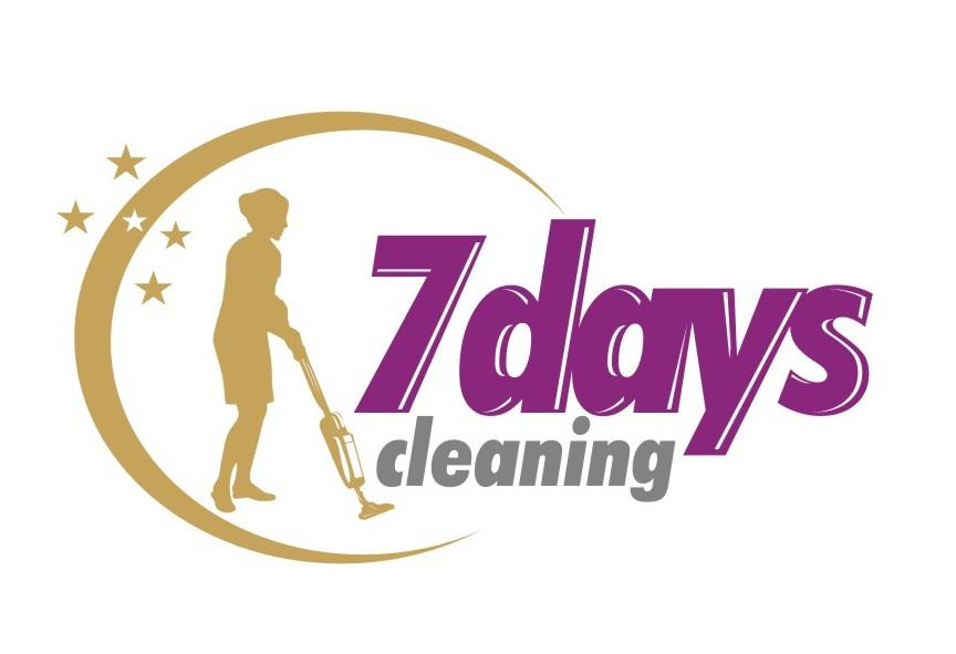 7days cleaning Logo