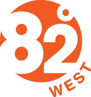 82º West Logo