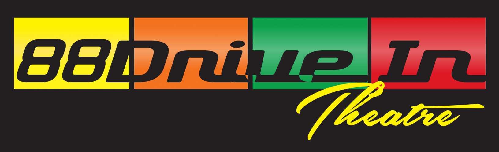 88DriveIn Logo
