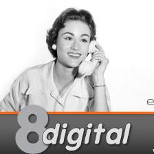 8digital.org Logo