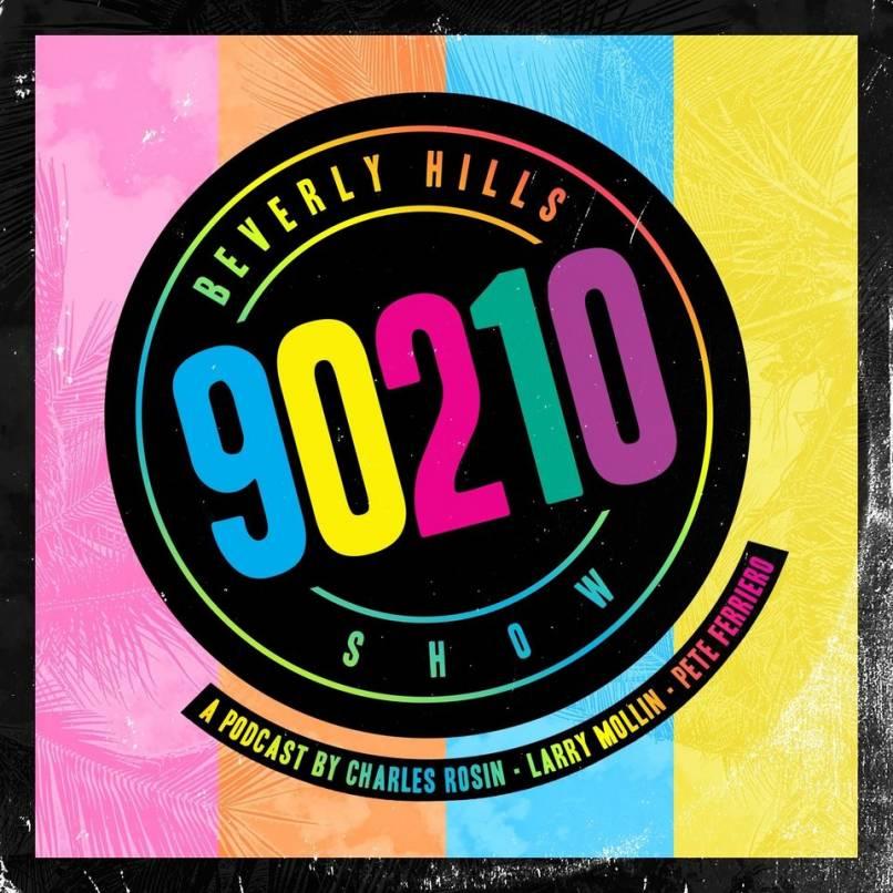 Beverly Hills 90210 Show Logo