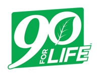 90 For Life Gluten Free Expo Logo