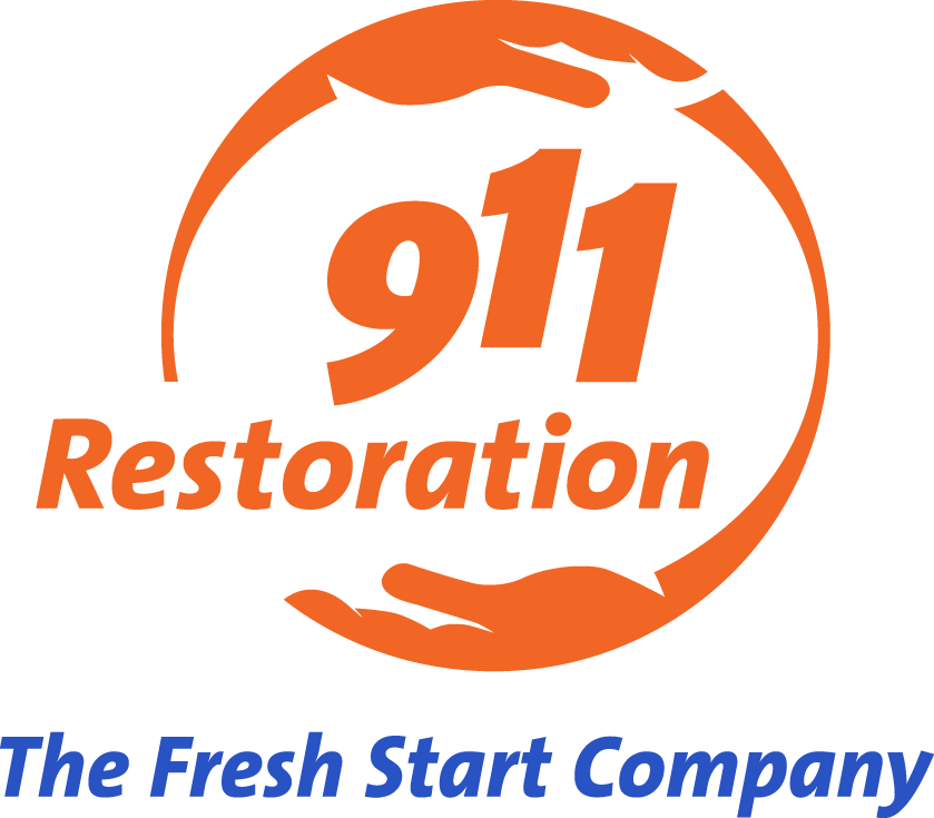 911 Restoration Inc. Logo
