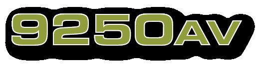9250AV Logo