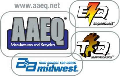 AAEQ Manufacturers & Recyclers Logo