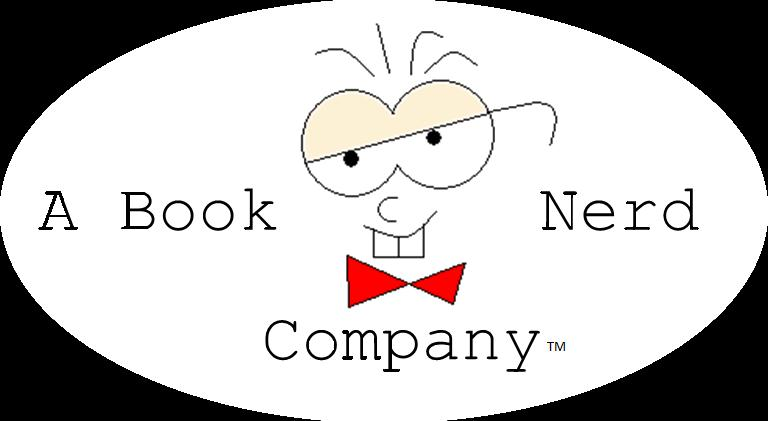 A Book Nerd Company Logo