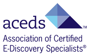 Association of Certified E-Discovery Specialists Logo