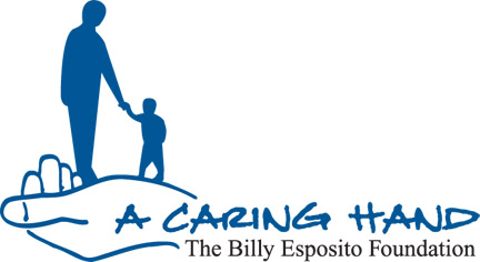 A Caring Hand, Founded in Memory of Billy Esposito Logo