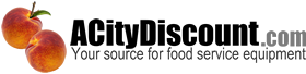ACityDiscount Restaurant Equipment Logo