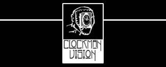 A Clockman Vision Production Logo