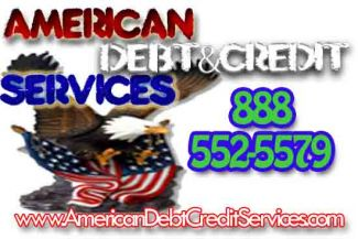 American Debt Credit Services Logo