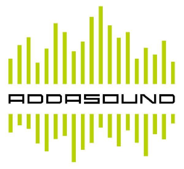 ADDASOUND Denmark A/S Logo