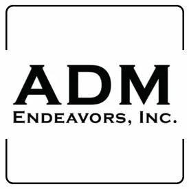 ADM Endeavors, Inc. Logo