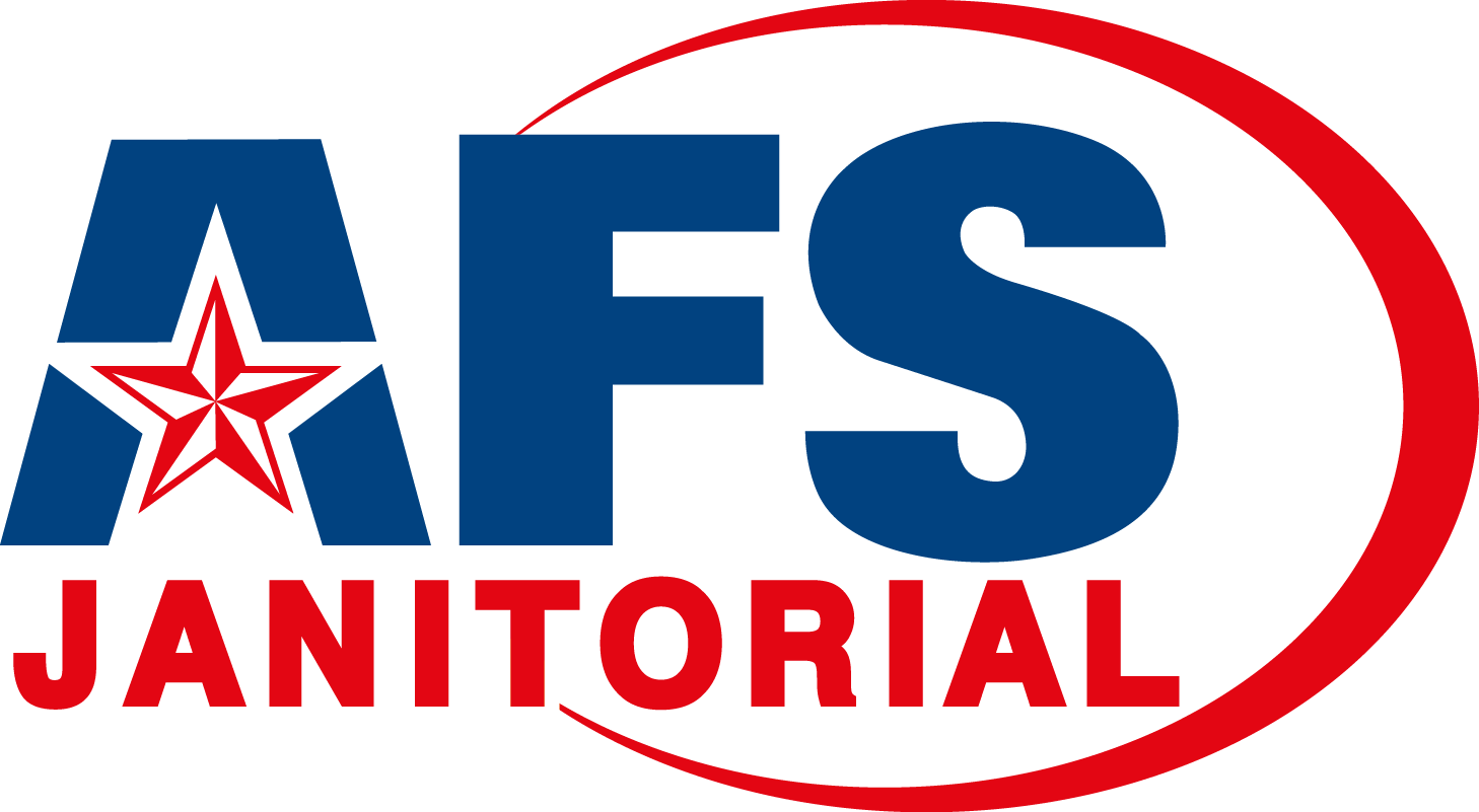 AFS Janitorial Logo