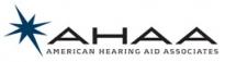 AHAA - American Hearing Aid Associates Logo