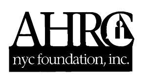 AHRC-New York Foundation Logo