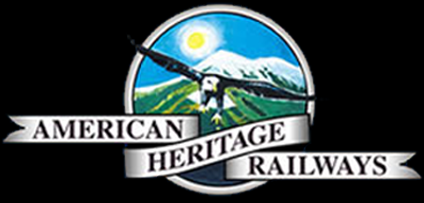 American Heritage Railways, Inc. Logo