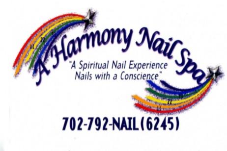 A Harmony Nail Spa Logo