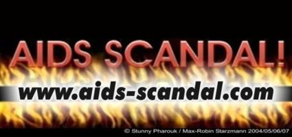 AIDS-SCANDAL.COM Logo
