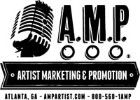 Artist Marketing and Promotion Logo