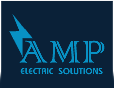 AMP Electric Solutions Logo