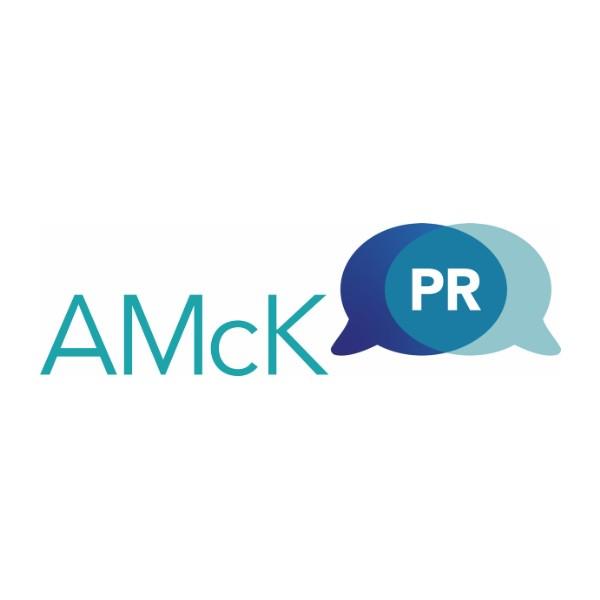 AMcKPR Logo