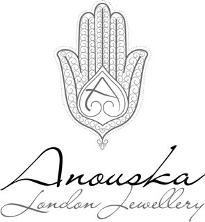 ANOUSKA LONDON JEWELLERY Logo