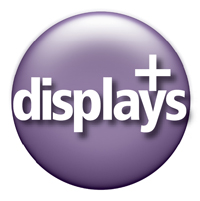 APC Displays+ Logo