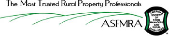 American Society of Farm Manager & Rural Appraiser Logo