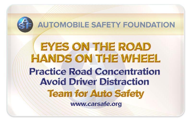 Automobile Safety Foundation Logo