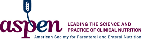 Am. Society for Parenteral & Enteral Nutrition Logo